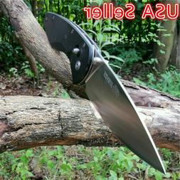 Factory Manufactured Folding Knife Tactical Survival Hunting