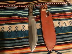 """Field & Stream Knife by Master Cutlery 2011 9"""" Blade Big Sol"""