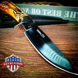 Fixed Blade Knife 5CrMoV Blade POM Handle Camping Mountainee
