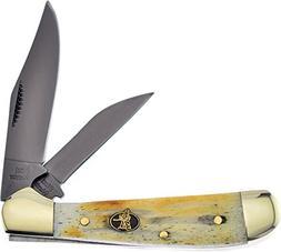 Frost Cutlery FSW104SC-BRK Steel Warrior Copperhead SC