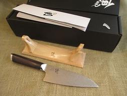 SHUN Fuji 6 inch  Chef's Knife with Stand*, SGE0723, NIB, 10