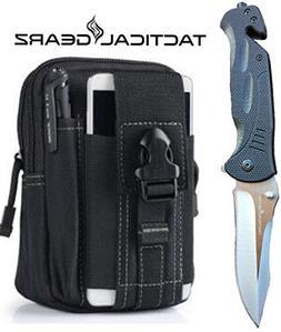 TacticalGearz Premium G10 Folding Knife Bundle! G10 Tactical