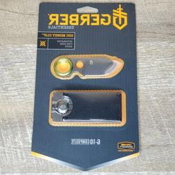 Gerber Gear GDC Money Clip with Built-in Fixed Blade Knife 3