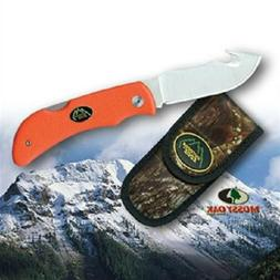 Outdoor Edge Grip Hook Blaze Camping Knife , Orange