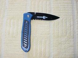 Homeland Heros Law Enforcement by Frost Cutlery pocket knife