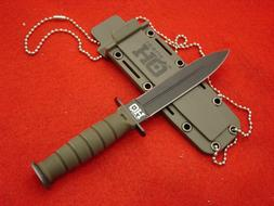 """United Cutlery HQ Issue 6"""" Fixed Blade Neck Fighting Dagger"""