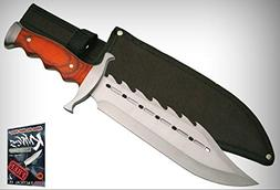 hunting elite knife overall wood