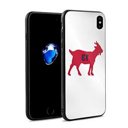 iPhone X/XS Case, England Brady Goat Ultra Thin Hard Plastic