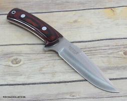 JOKER KNIVES MADE IN SPAIN FIXED BLADE HUNTING KNIFE FULL TA