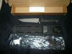 Kizlyar KK0208 Delta D2 Russian Made Titanium Tactical Knife