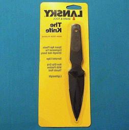"""LANSKY The Knife LKNFE High-Tech Plastic non-metal dagger 7"""""""