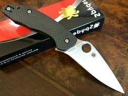 Spyderco Knife Mantra 3 Plain Edge S30V Compression Lock Car