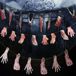 Knifes Tool Outdoor Wall Hanging Decorations Blood Body Pape