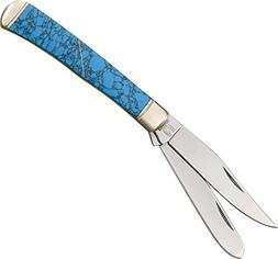 Rough Rider Knives 1371 Rough Rider Trapper with Imitation T