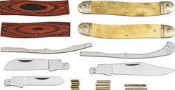 "Rough Rider Knives Custom Shop Stockman Kit Makes 3 7/8"" Clo"