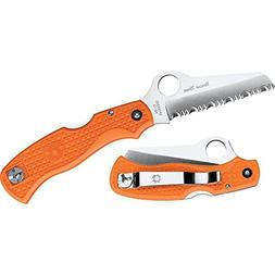 Spyderco Knives Rescue Knife
