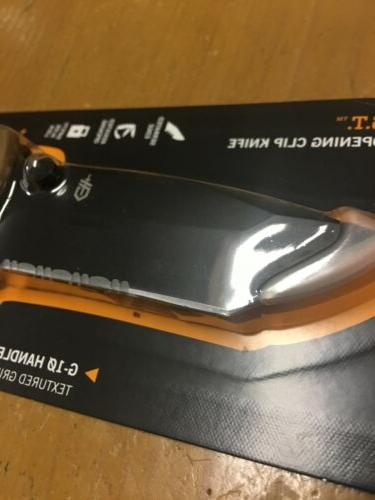Gerber 06 FAST Assist Tanto Blade Assisted Open NIP