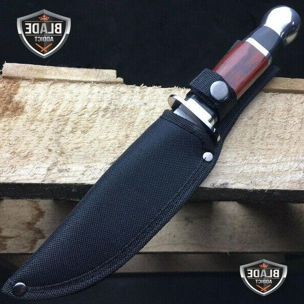 """10"""" Outdoor Fixed Hunting Bowie"""