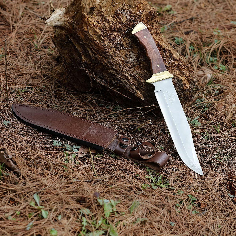 MOSSY Knife Handle
