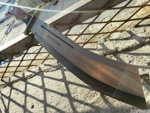 "19"" Tang MACHETE Military Handle"