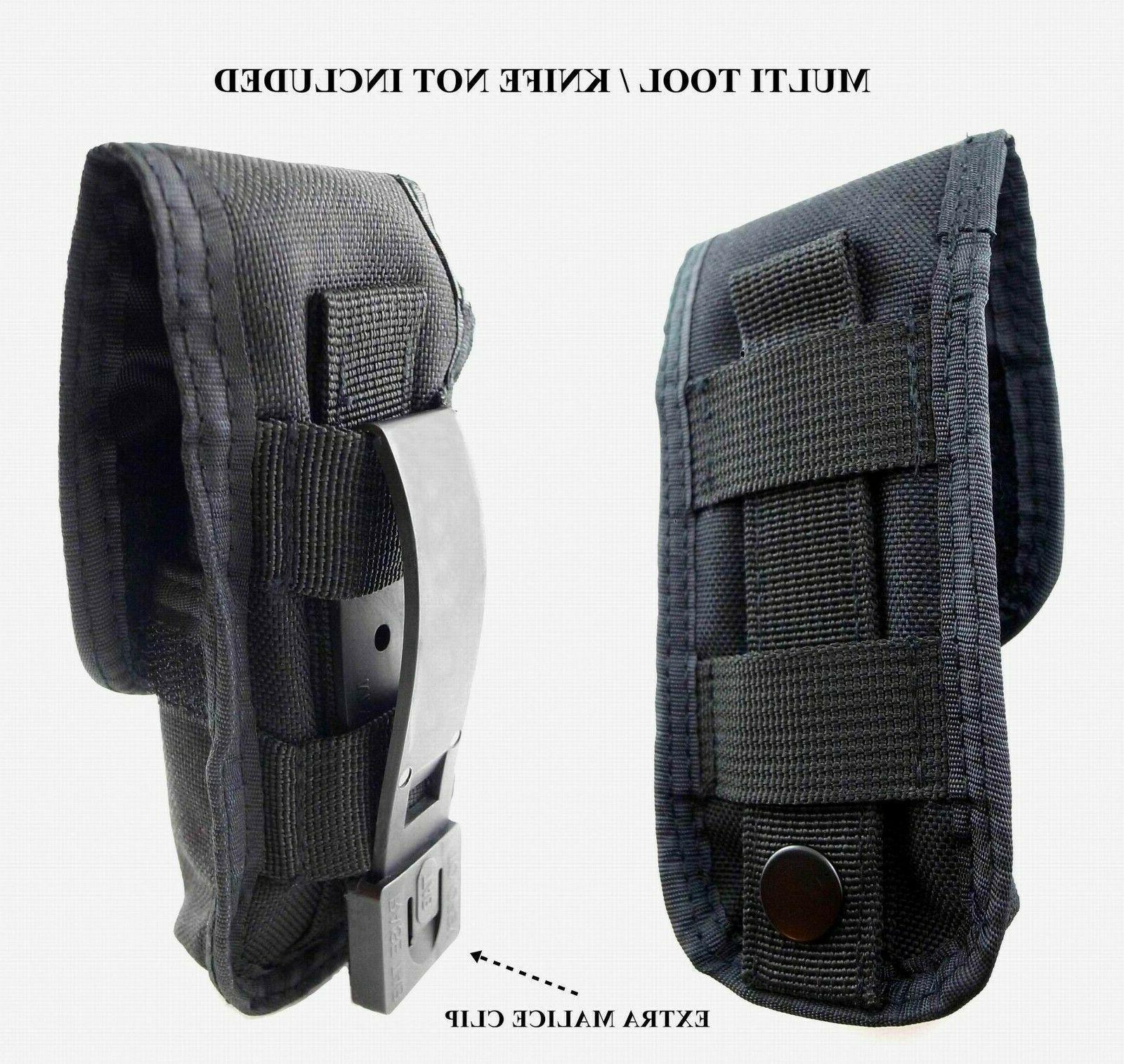 2 GERBER & MUTILTOOL POUCH/SHEATH FIT FOR AUTO NR