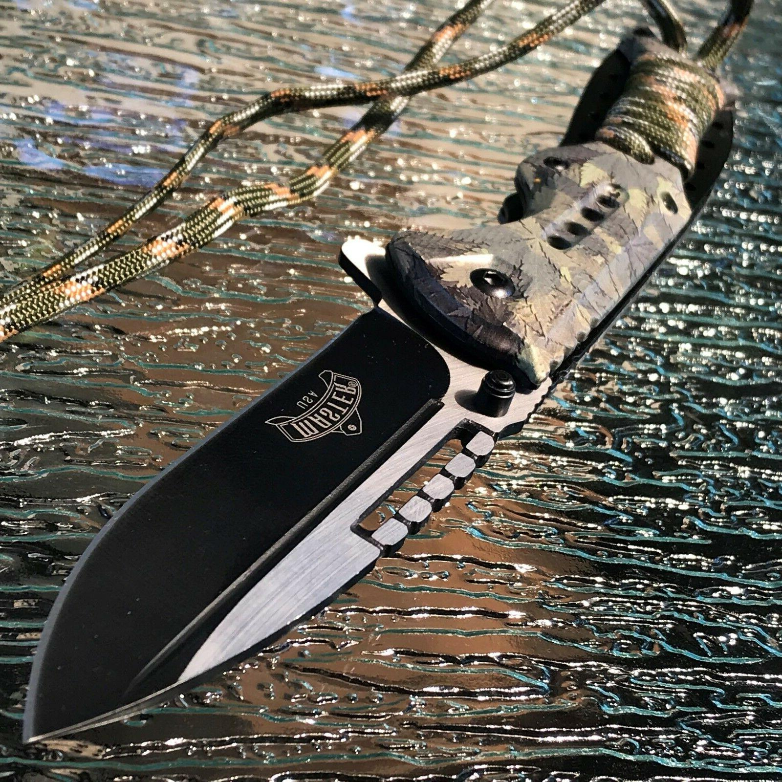 8 25 spring assisted tactical folding pocket
