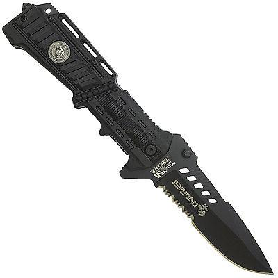 "9.25"" I MTECH USA ASSISTED TACTICAL KNIFE"