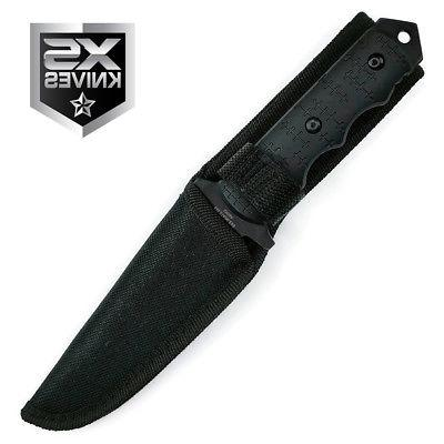 "9"" Military Fixed Blade"