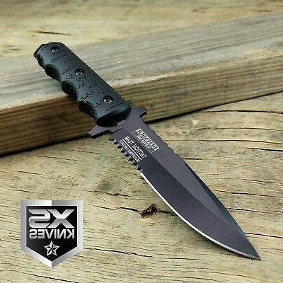 "9"" Combat Military Fixed Blade"