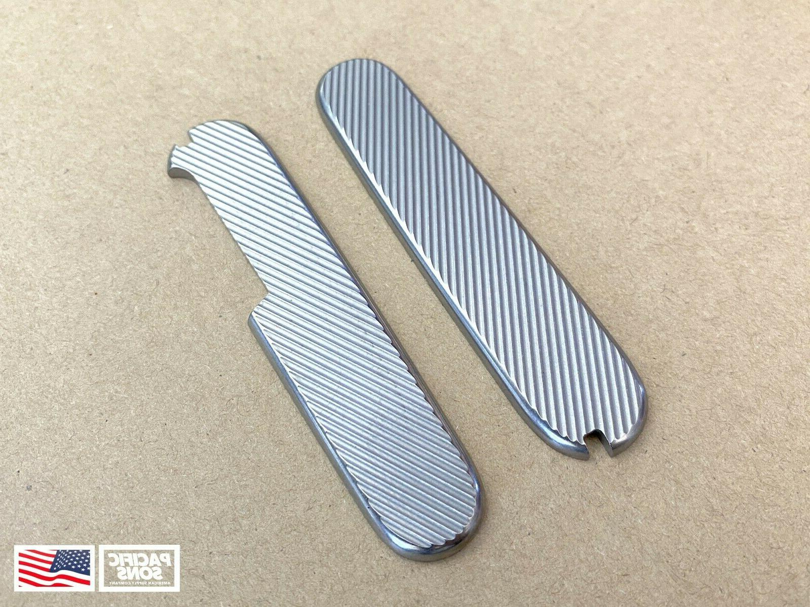 91mm Titanium Victorinox Army Scales Line Only
