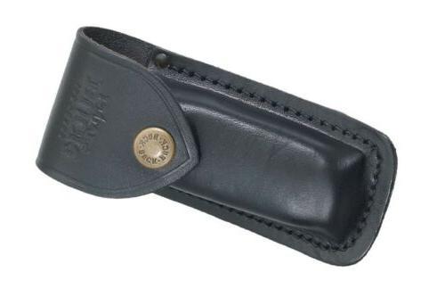Buck White G-10 Black Folding Knife