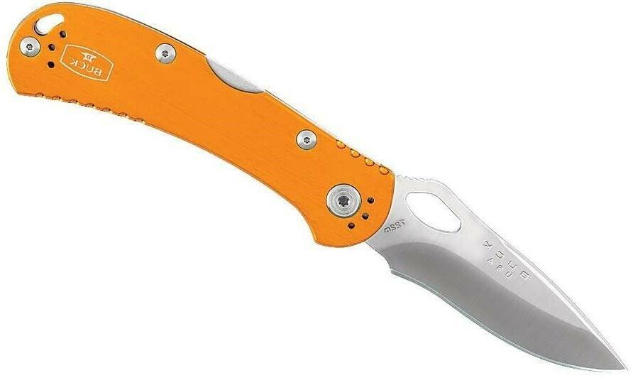 Buck Knives 722 Spitfire-Orange Folding Knife 722ORS1