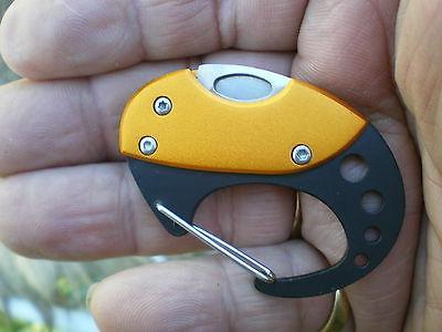 Master Metro ORANGE Knife