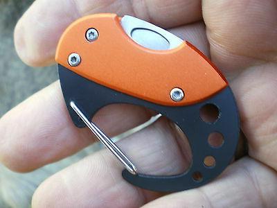 Master Cutlery Metro Style ORANGE Handles Linerlock Pocket K
