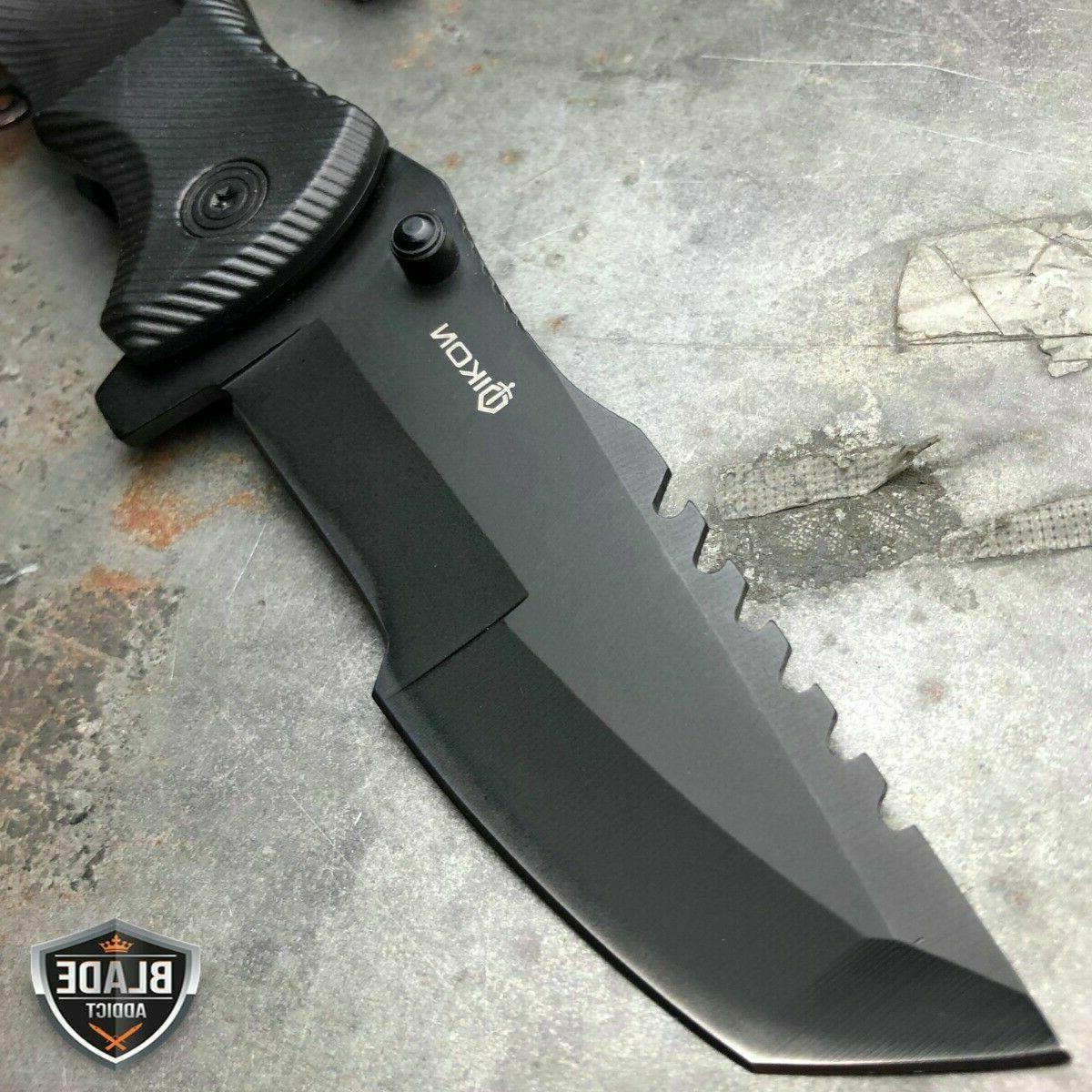 TACTICAL Pocket Knife RAZOR FOLDING