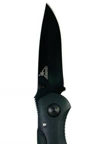 Gerber Lock Drop Stainless Knife