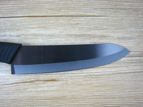 "Blade Ceramic Set Kitchen 3"" 5"" 6"" + Covers"