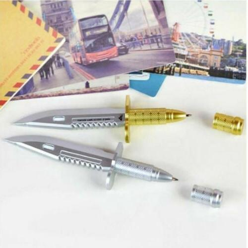 Refill Blue Writing Knife Stationery School Supplies