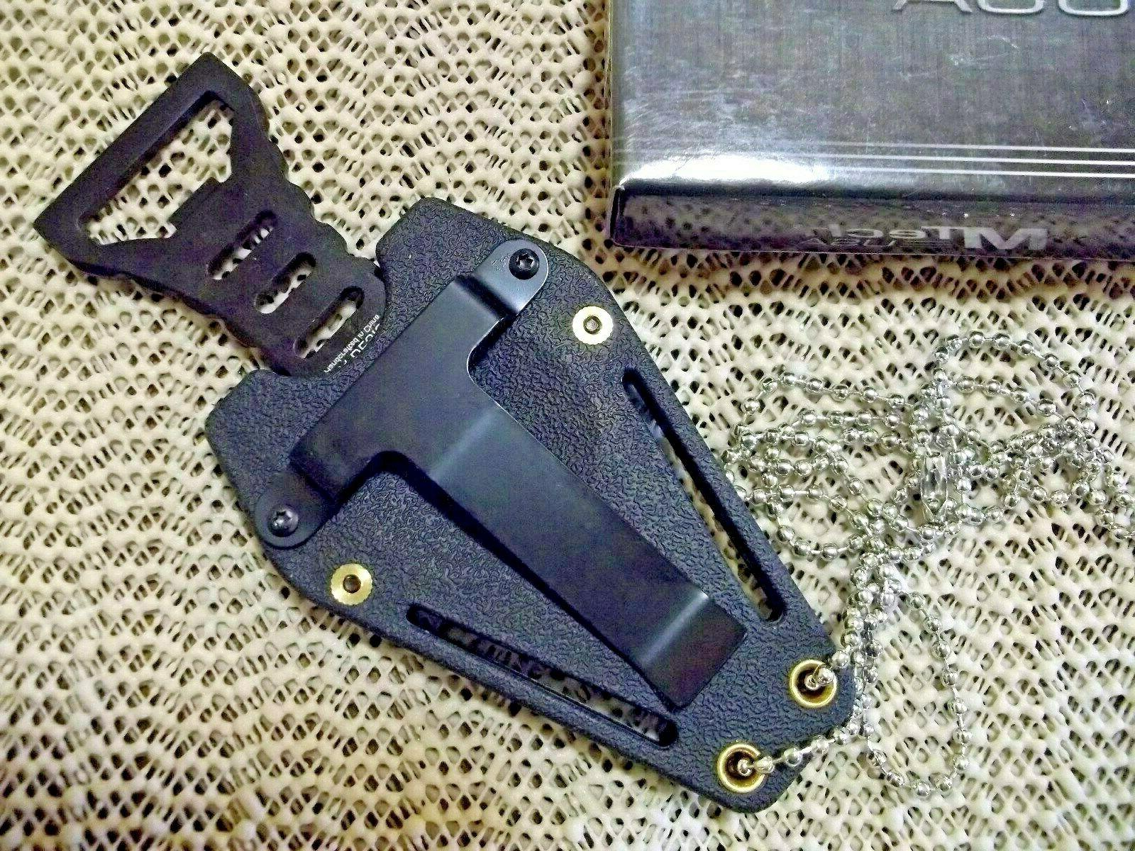 MTech Boot Belt Self Defense Clip