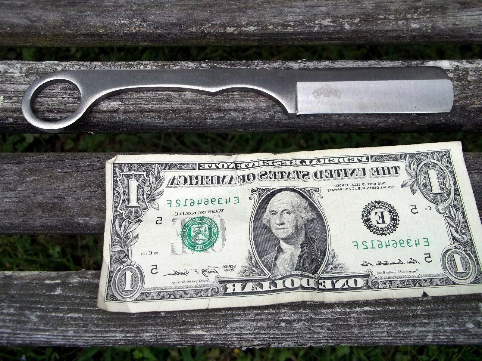 Boot Belt Straight Style Knife Self Defense USA