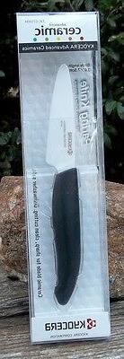 "Kyocera Ceramic Paring Knife - 3""  blade {7.5cm} /  ~ New /"