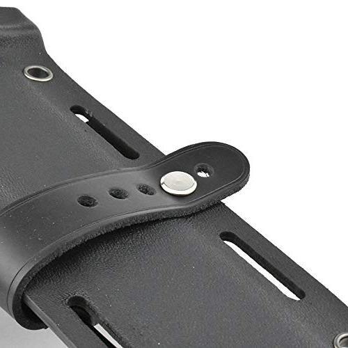 "YJC Chicago Screws Rivets Pairs Shaft Length Diameter 3/8"" Leather Craft Kydex Bind Journal Solid Metal for Repair Belt Loose"