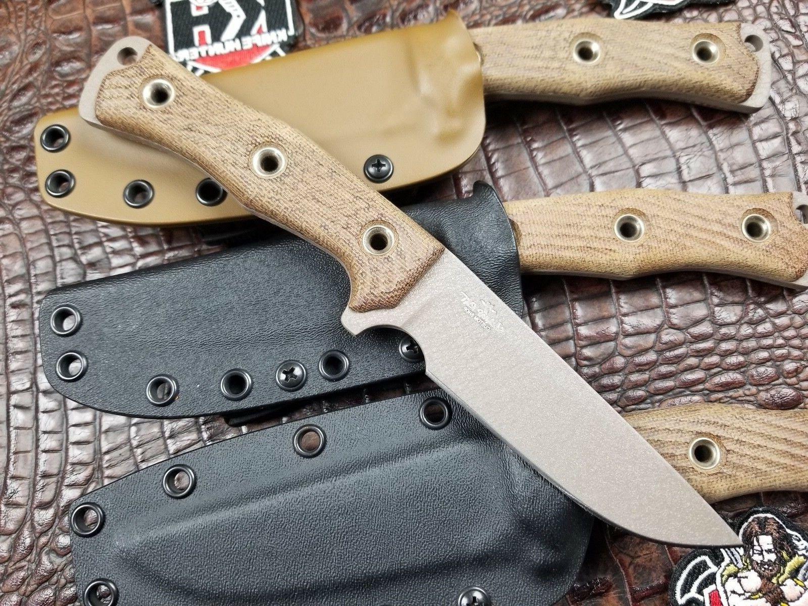 Swamp Rat Knife Custom Fighter Busse Family SR101