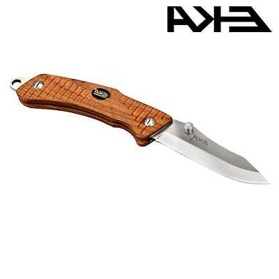 EKA Knife Rosewood Handle Fire / -