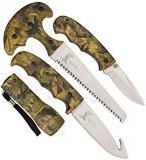 Elk Ridge ER-273CA Hunting Knife Set