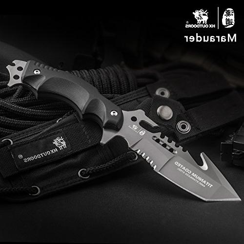 HX tactical with Blade survival knife,Special forces tactical