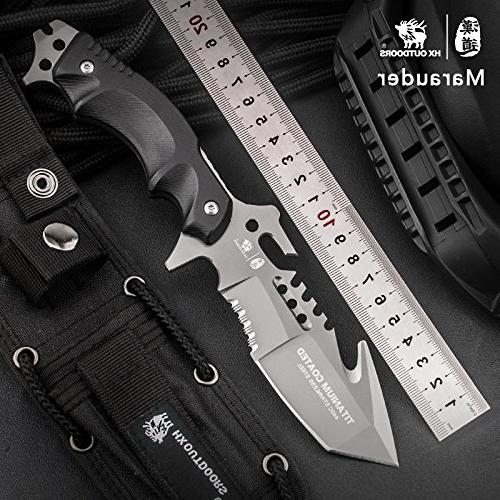 fixed blade tactical knives