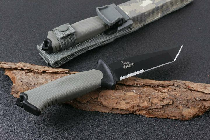 prodigy fixed blade tanto survival knife digi