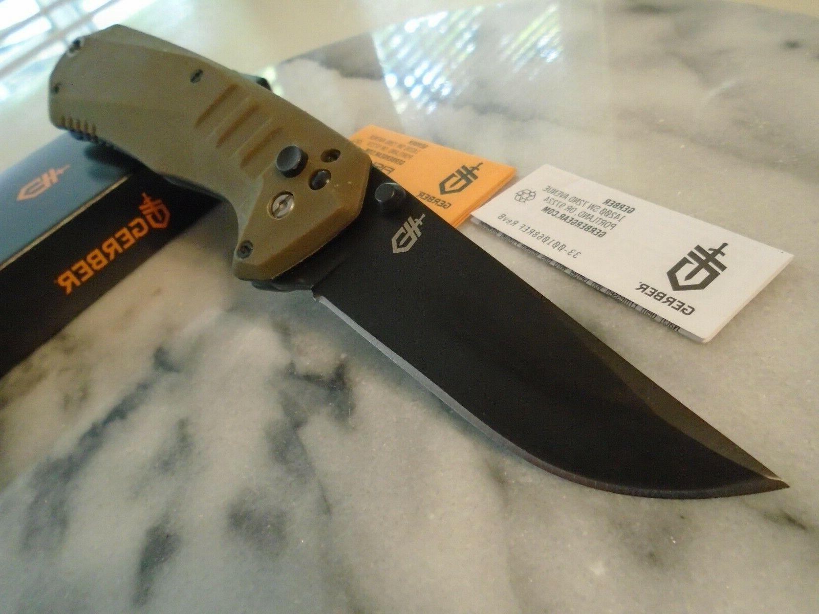 haul coyote assisted open pocket knife folder
