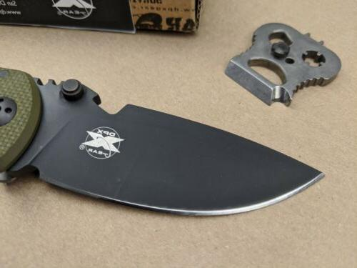 DPx Gear Olive Hand Steel DPHSF005